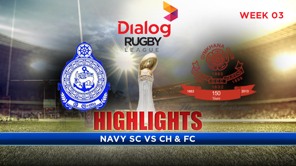 Match Highlights – Navy SC v CH&FC