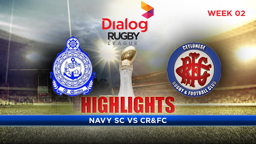 Highlights – Navy SC vs CR&FC