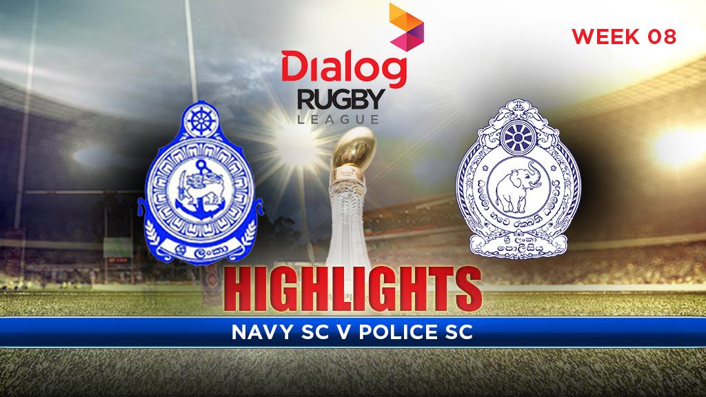 Highlights – Navy SC v Police SC