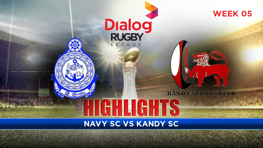 Highlights - Navy SC v Kandy SC