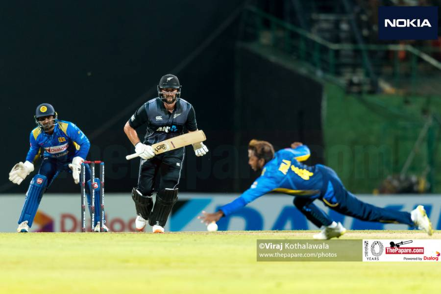 New Zealand tour of Sri Lanka 2019 2nd T20I