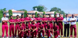 Nalanda College Cricket Team 2018