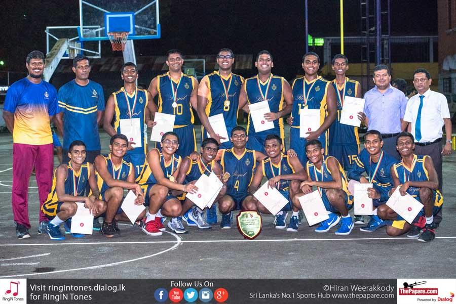 National School Games 2017 - Boys