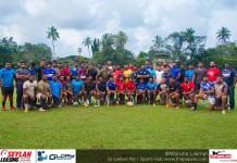 Navy SC Rugby Team 2016