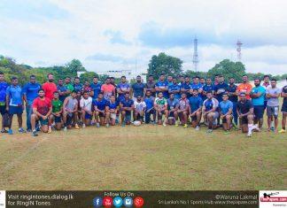 Navy SC Rugby Team 2017-18
