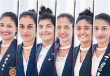 Sri Lanka Youth Netball Squad