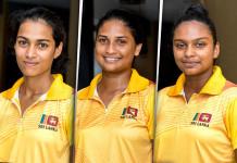 Sachini, Senani and Hashini