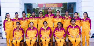 Netball World Youth Cup Sri Lanka Team 2017