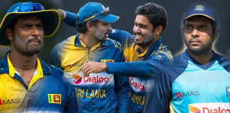 Dilshan, Dilruwan and Thisara collage