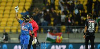 New Zealand vs India