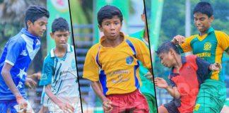 Milo cup Jaffna Schools