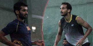 Similar fates for the Karunaratna Brothers