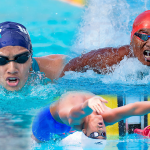 Novices Swimming championship 2019
