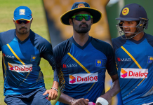 Thisara, Kusal and Danushka