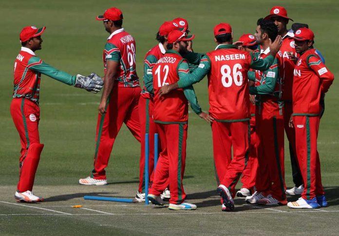 Oman cricketer