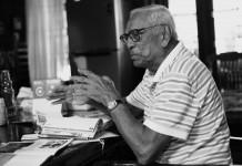 Summa Navarathnam – Bolt of Asia in the 40's