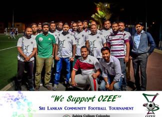 OZEE Soccer Sevens 2017