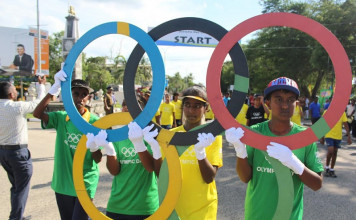 Olympic day Celebrations