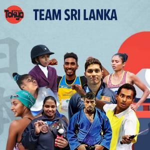 Olympics Team Sri Lanka