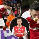 Ozil respecting food according to his Islam religion