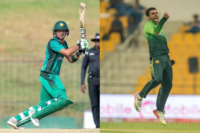 Shadab, Haris and Haider test positive for COVID-19