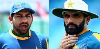 Misbah-Ul-Haq Reveals Sarfaraz Ahmed