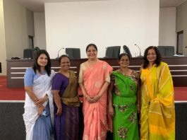 Victoria Lakshmi and team elected uncontested for the Netball Federation of Sri Lanka 2020