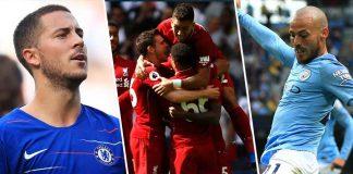English Premier League 2018