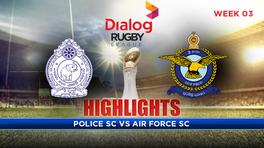 Highlights - Police SC v Air Force SC