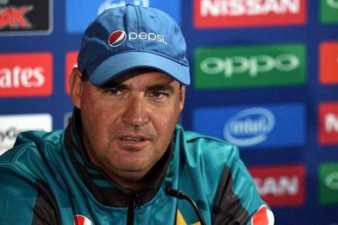 Pakistan Coach