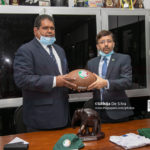 Pakistan High Commission's donation to Sri Lanka Rugby