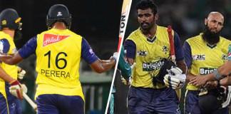 Pakistan vs World XI 2nd T20I
