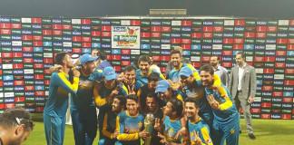 Pak v WI 3rd T20