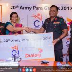 20th Army Para Athletic Meet