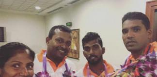 Sri Lankan Para Athletes