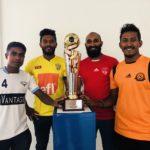 Vantage FFSL President Cup Semi Final Team captains