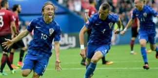 Turkey v Croatia: Euro 2016