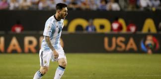 Argentina 5-0 Panama Copa América