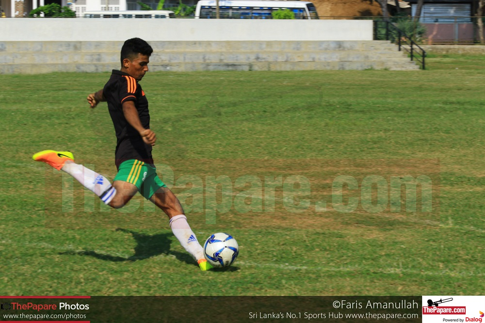Photos- National football trials in Eastern Province