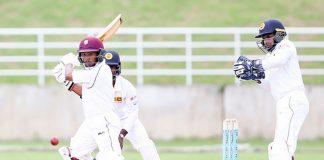 1st unofficial Test, Sri Lanka vs West Indies A