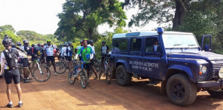 'Around the Pearl 2016' – Cycling for awareness