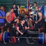 Powerlifters to Asian pacific Championship 2019