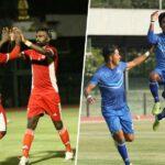 Ratnam SC v Red Stars FC & Sea Hawks FC v Blue Eagles SC