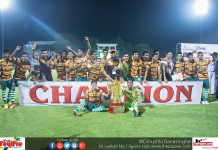 President's Cup Champions 2017