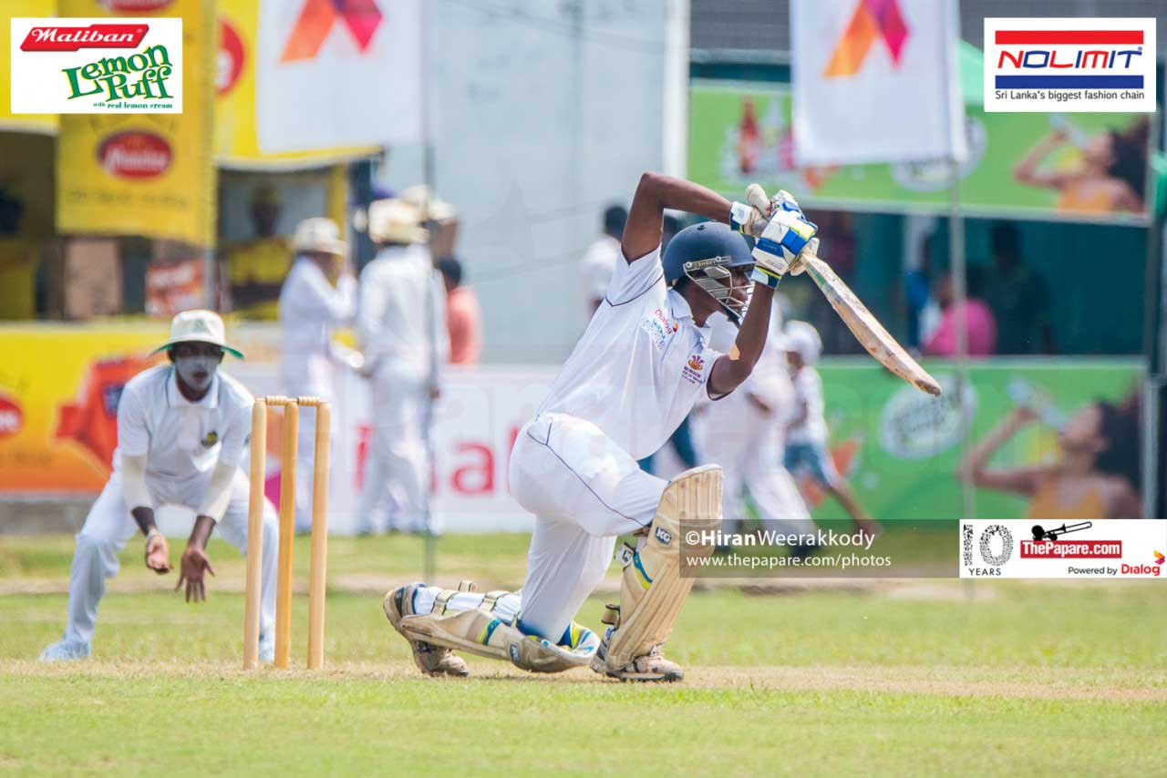 Prince Of Wales College v St. Sebastian's College