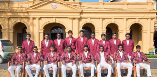 Prince of Wales' College - Schools Cricket Team