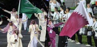 Qatar, Saudi Arabia