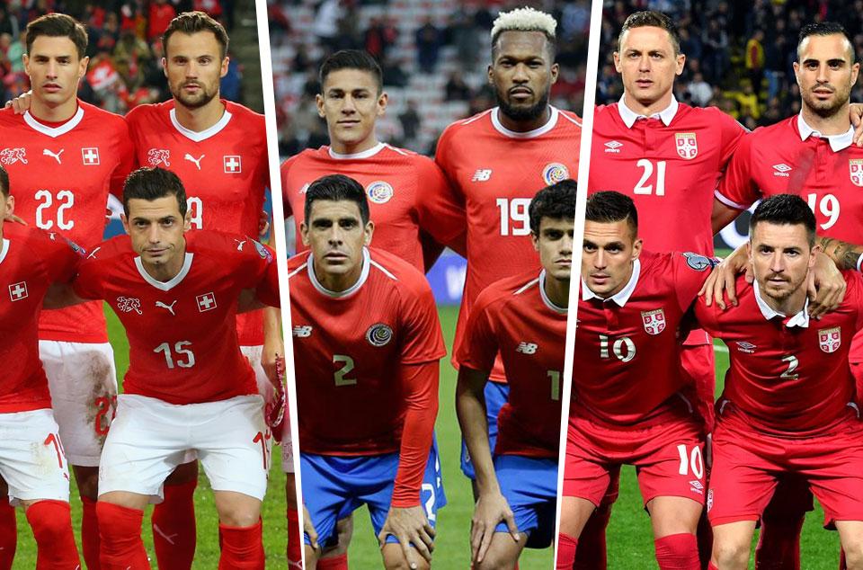 World Cup 2018  Preview - Costa Rica 8d603ceda5f9e