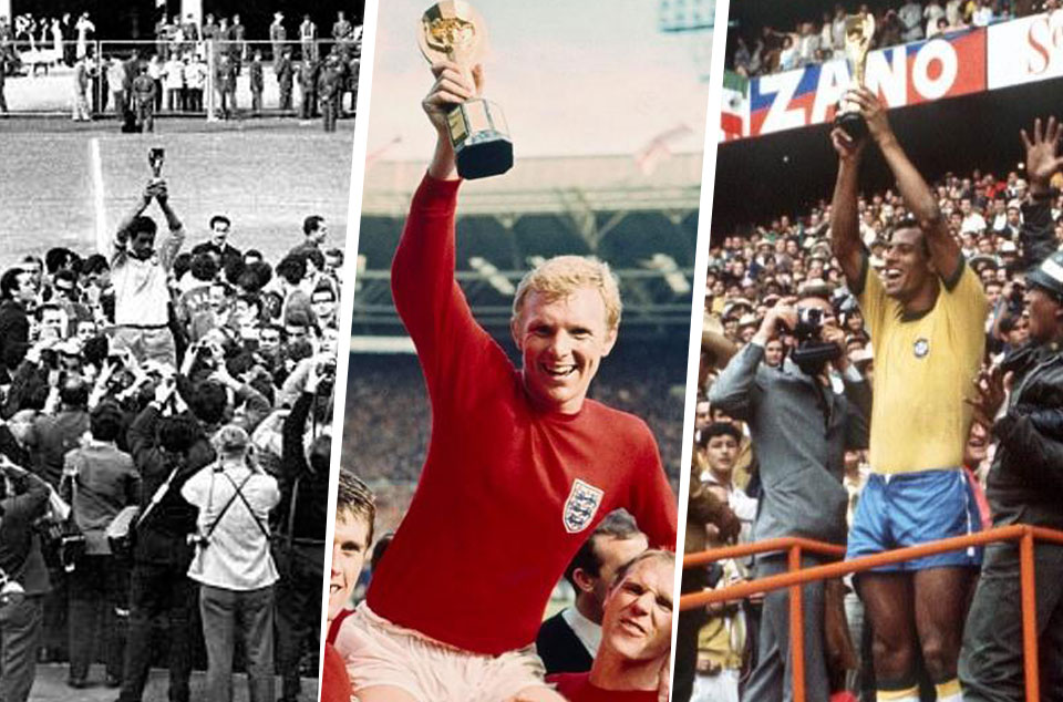 38008b8bf FIFA World Cup – Journey through History (1962-1970)