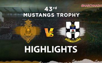 43rd Mustangs Trophy